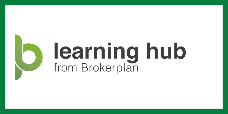 Learning Hub button